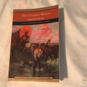 The Covered Wagon Book